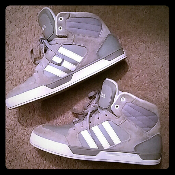 adidas neo raleigh mid mens shoes