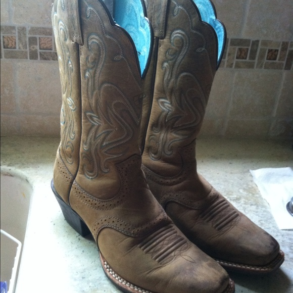 Authentic Cowgirl Boots - Cr Boot
