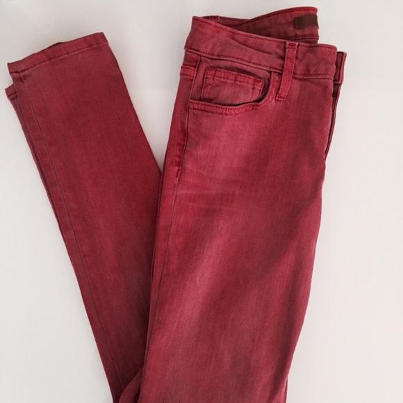 86% off Joe's Jeans Denim - Joe's Jeans skinny ankle stone washed ...