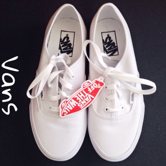 Alta qualit Vans AUTHENTIC Classics White vendita