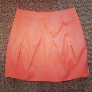 J Crew bubble skirt