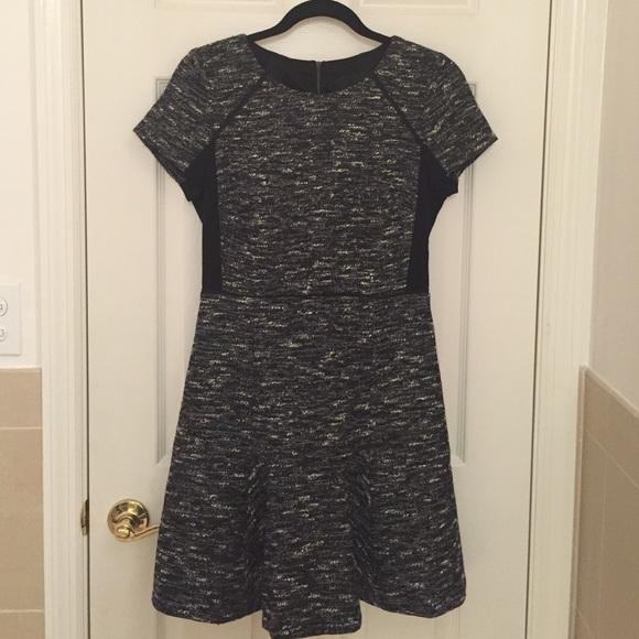 2d0e0ec58a3 ✨BRAND NEW✨Jcrew Gray Mixed Tweed Dress