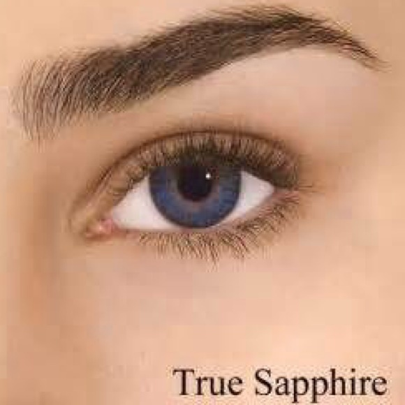 freshlook accessories new true sapphire colorblend contact lenses