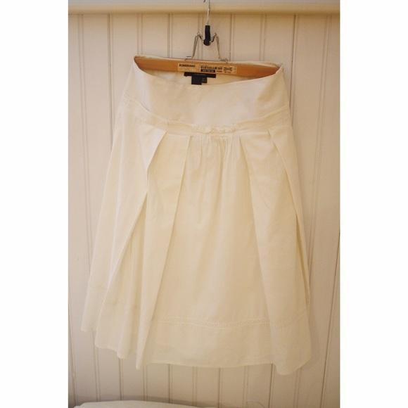 67 zara dresses skirts zara white midi skirt from