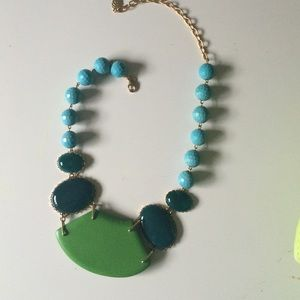 David Aubrey statement necklace!