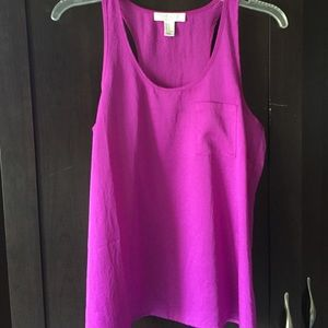 Forever 21 Tops - purple dressy top