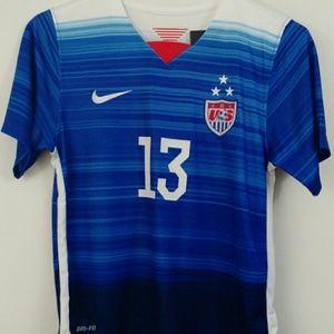 Nike Other - Alex Morgan #13 USA Kid's Youth XL Kit