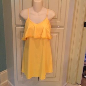 Dresses & Skirts - YELLOW DRESS