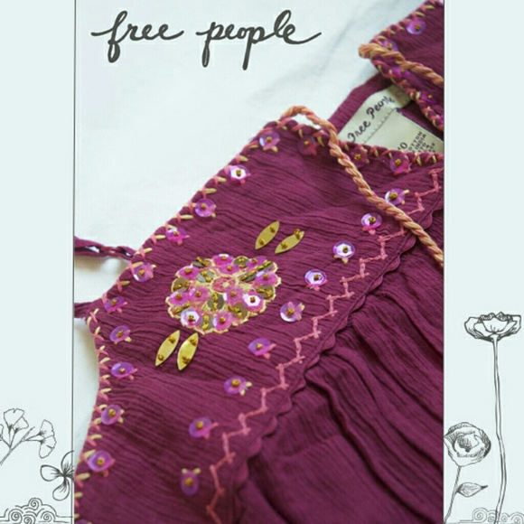 77% off Free People Tops