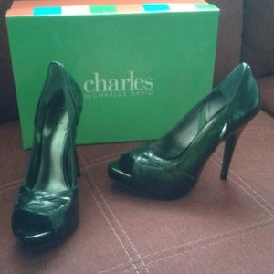 High heels by Charles David