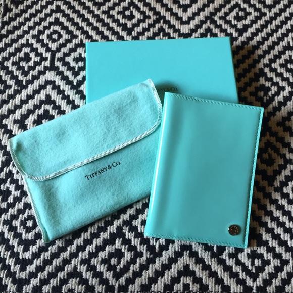 54a8198b01276 Tiffany & Co. Bags | Tiffany Co Passport Holder | Poshmark