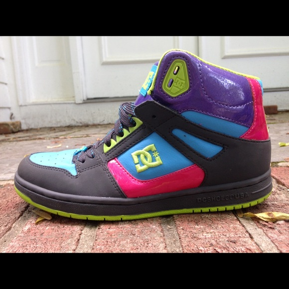 DC Shoes | Multicolored Dc High Tops