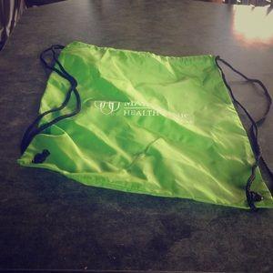 A backpack