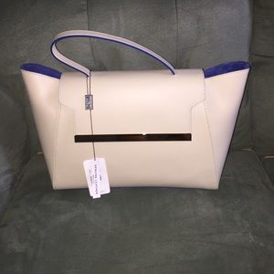 Alberta di Canio Handbags - NWT - gorgeous leather and suede bag! - Price Firm