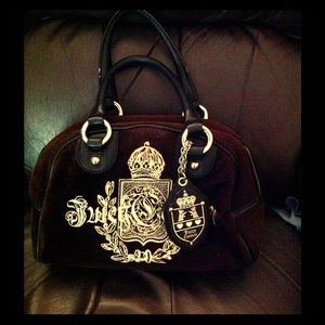 Juicy Couture bowler bag