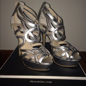 Shoemint Emery Heel Sandal