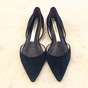 Matt Bernson Shoes - 💜SALE💜Matt Bernson Mercer Leather d'Orsay flats