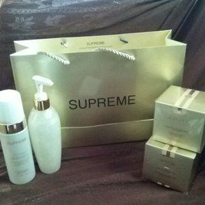 Supreme facial care creams