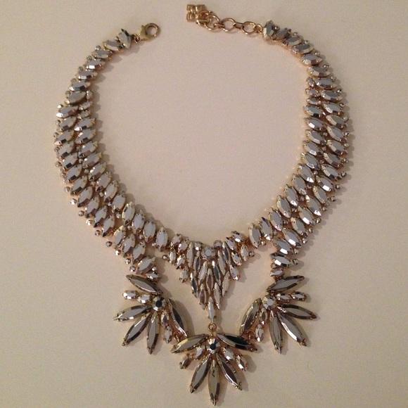 79 bcbg jewelry bcbg bib necklace from s
