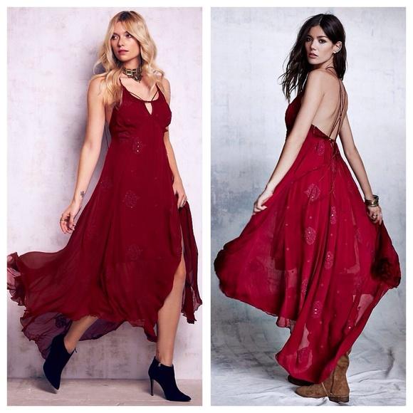 56% off Free People Dresses &amp- Skirts - 🚫🚫Free people blue moon ...