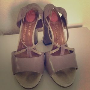 Italian brand Banfi zambrelli sandals