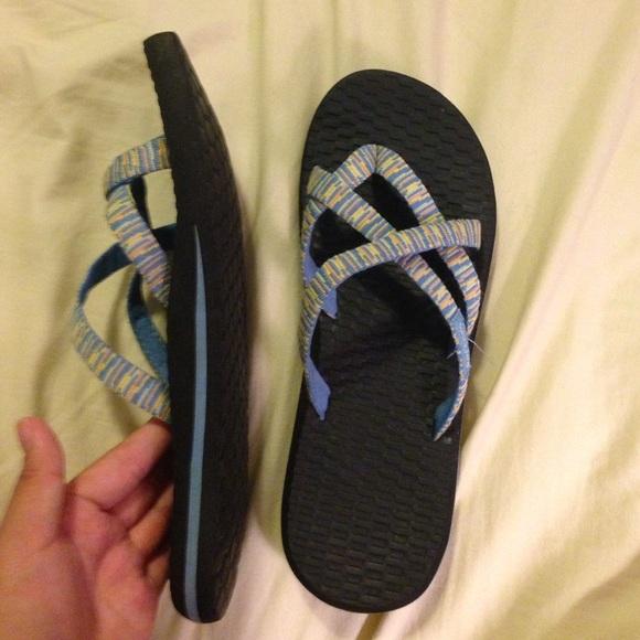 95a6a329679 Rafters Antigua Teva Look Alike sandals. M 55a46fae01930c4ad7013c85
