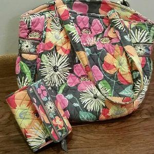 Vera purse and wallet