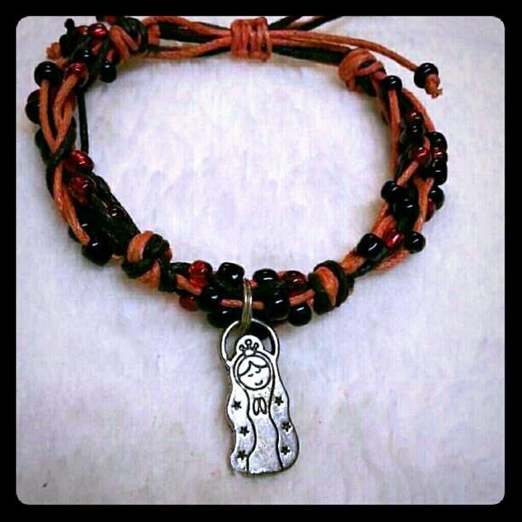 Jewelry Virgencita Plis Medal Bracelet Poshmark