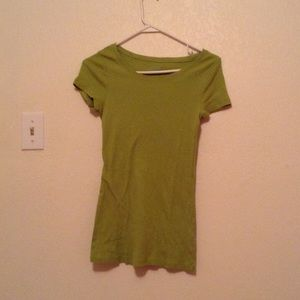 Old navy size XS green tee