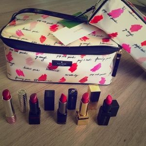 NEW LISTING - Kate Spade Cosmetic Case Set NWT