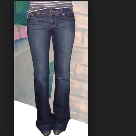 J brand heartbreaker bootcut jeans