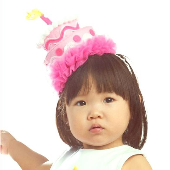 d92e16486ab Mud pie Accessories - Mud pie cake headband-baby bday pic prop- price⬇