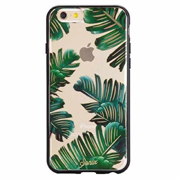 wholesale dealer 683e8 12e65 iPhone 6 like sonix palm tree case NWT
