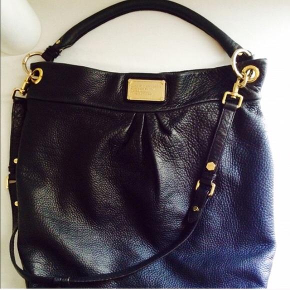 3679a0fdf83a Marc Jacobs classic Q hillier hobo bag 🌺. M 55a752ca2e59b8040f002cbe