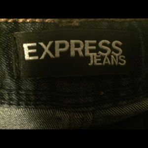 Women's Do Express Jeans Run Big on Poshmark