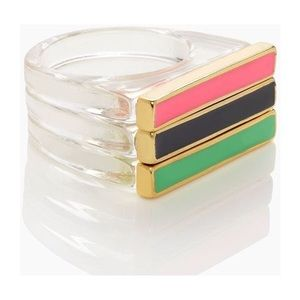 Kate Spade New York Brighton Ring Set
