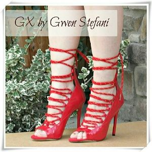 GX by Gwen Stefani Shoes - 👠 🍀 GX by Gwen Stefani Hatsumi heels sandals