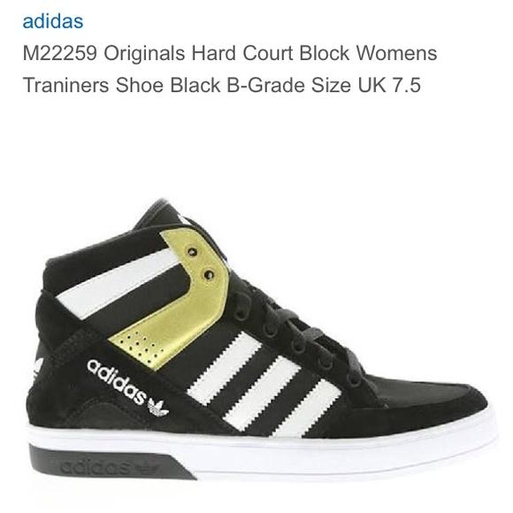 Zapatillas adidas Court High Tops poshmark