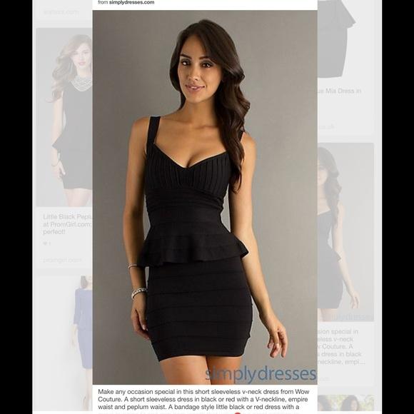 DRESSES - Short dresses Wow Couture 8zUiMx6zU