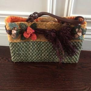 Beautiful woven bag