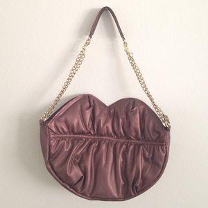 Handbags - Selena Gomez Lip Purse