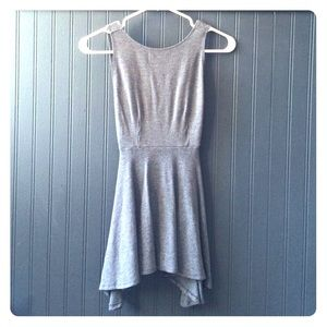 American Apparel hi-low Party Dress