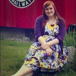 Jessica Howard Dresses & Skirts - ⬇️ Petunia A-Line Dress (Plus Size)