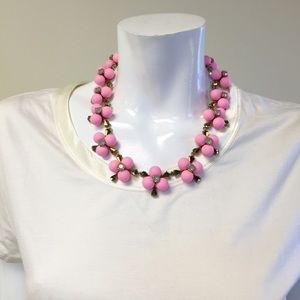 J. Crew Jewelry - Pop Flower Necklace