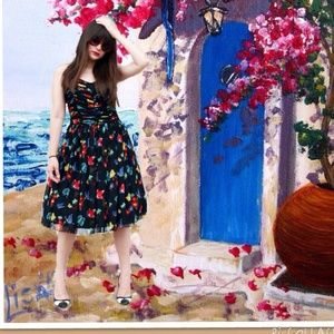 💥FINAL CLEARANCE💥Anna Sui for Anthropologie Dres
