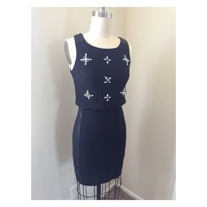 Mason & Belle little black dress size 0