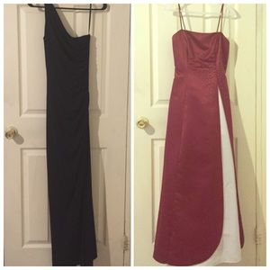 PROM DRESS BUNDLEREALLY GOOD DEAL