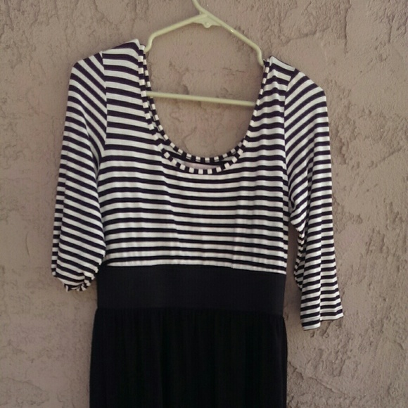 Marshalls black and white dresses