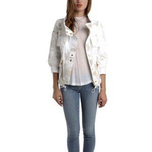 Smythe Jackets & Blazers - Smythe bleached surplus jacket