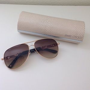 7b85b741f84 Jimmy Choo Accessories - Jimmy Choo Reese sunglasses